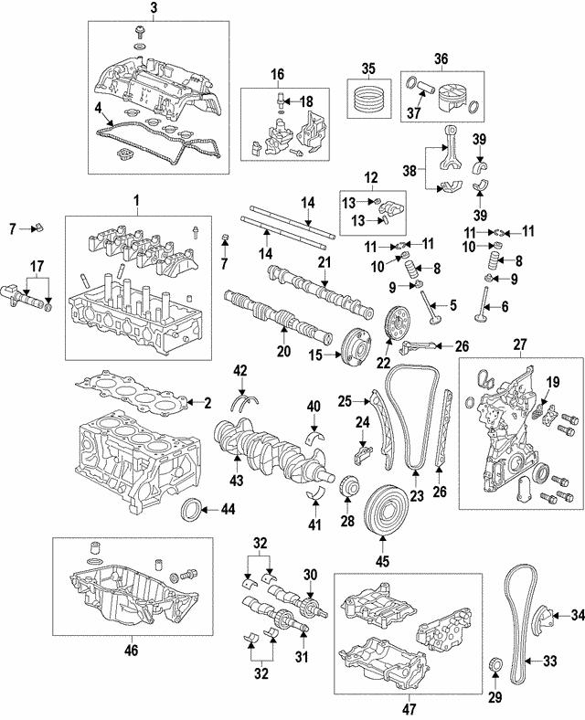 Genuine Honda 12251-5A2-A01 Cylinder Head Gasket