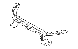 Radiator Support - Land-Rover (LR084610)