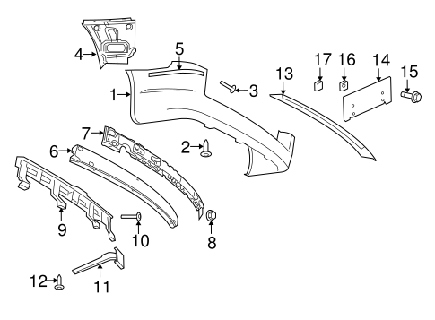 8s4z54221a00b Cable Assy 08 Focus I326208 furthermore Dodge Ram Outside Diagram in addition Showthread as well New challenger exterior parts together with Showthread. on 2009 dodge ram 1500 rear bumper