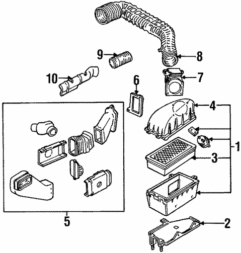 Ford Ranger Lubrication Diagram