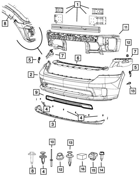 2015 Dodge Ram 1500 Dash