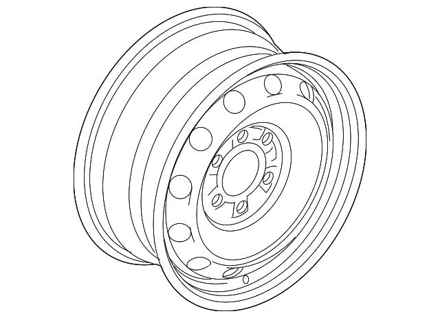 wheel  spare