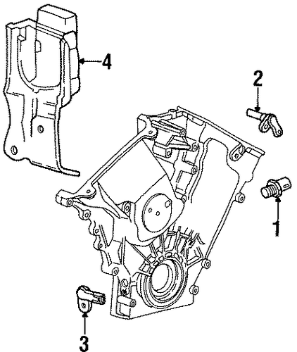 ignition system for 1999 ford taurus