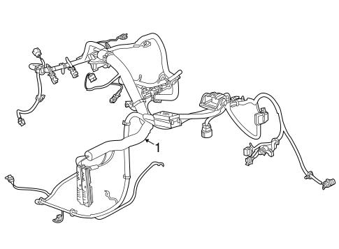 2003 Ssr Wiring Harness