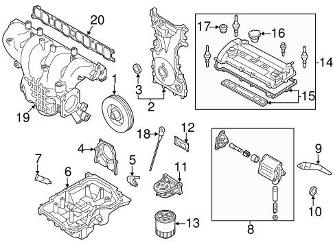engine parts for 2010 mazda 3 | realmazdaparts.com  realmazdaparts.com