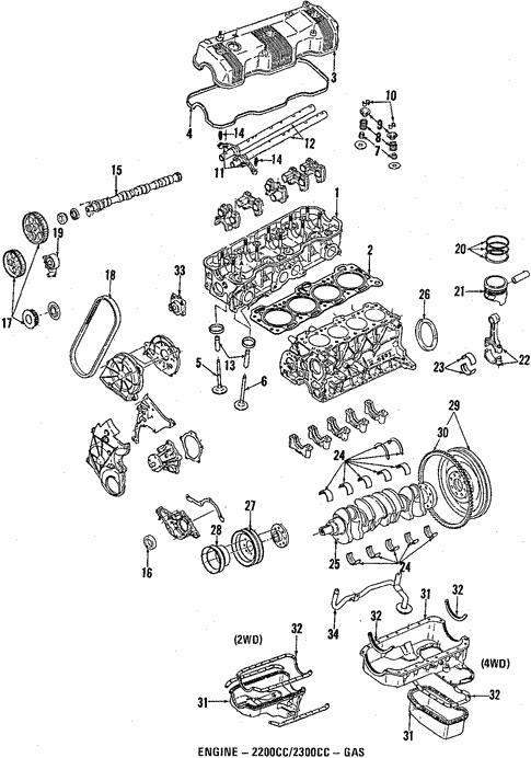 engine parts for 1992 isuzu pickup | isuzu parts center  isuzu parts center