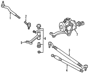Outer Tie Rod