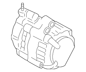 Alternator Assembly (RMD) (Denso) - Honda (06311-5J6-505RM)