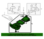 Air Filter Housing - Volvo (32222663)