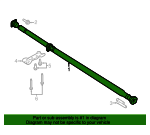 Drive Shaft - Ford (FG1Z-4R602-A)