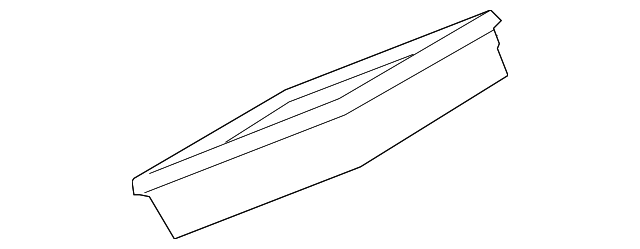 engine air filter  u0026quot 2009 - 2013 mazda 6 u0026quot