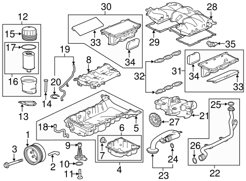 Filters For 2017 Jaguar Xe