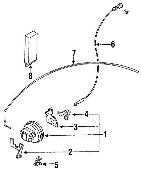 Mazda Protege Parts