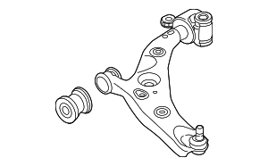 Lower Control Arm - Mazda (GHP9-34-350M)