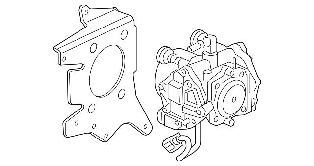 Volvo Vacuum Pump 31423282