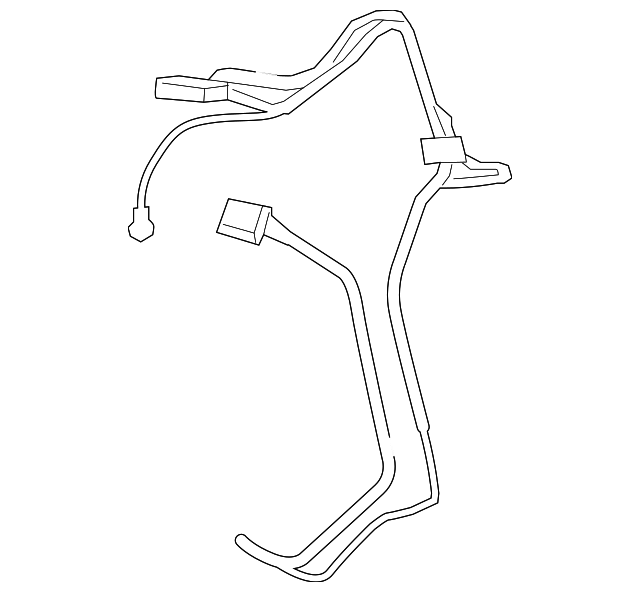 2011 2018 Bmw Connector Wire 32 30 6 798 540