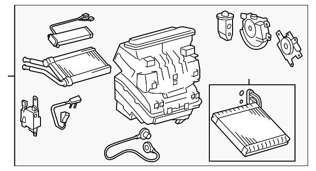 evaporator assembly