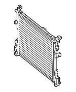 Radiator - Mercedes-Benz (246-500-14-03)