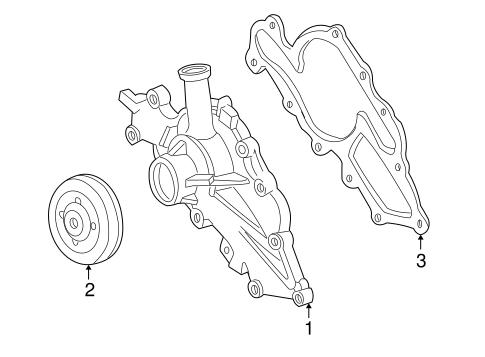 2006 mercury monterey alternator