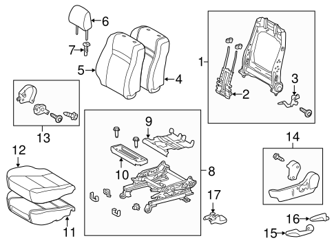 TOYOTA Genuine 71071-06F00-A0 Seat Cushion Cover