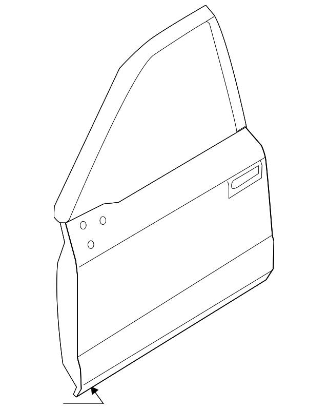 Door Shell