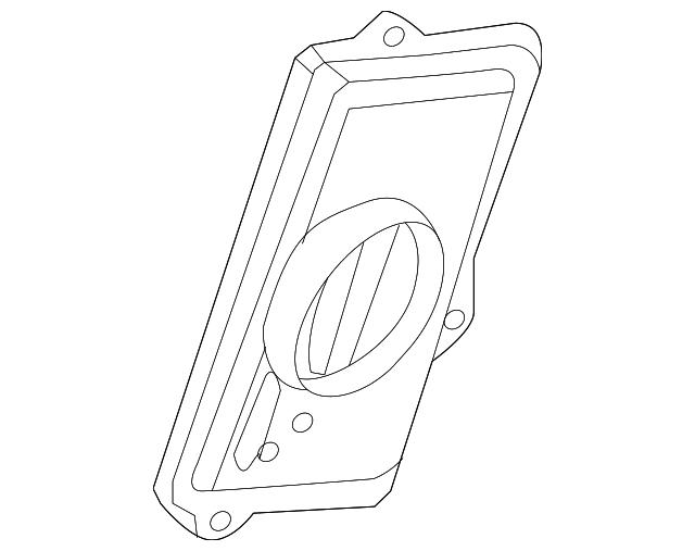 genuine oem hid headlamp components