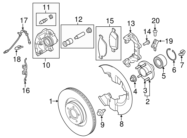 Lower Control Arm Cover