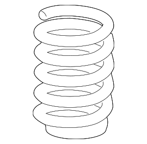 Coil Spring - GM (84594900)