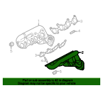 Exhaust Manifold - Ford (BR3Z-9431-C)