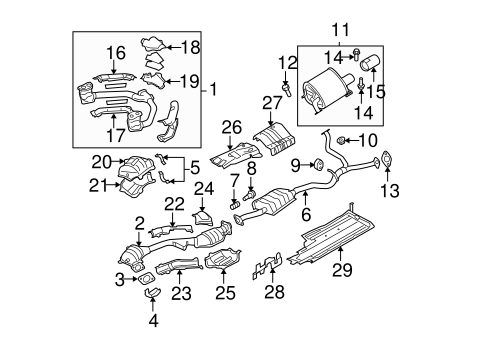2005 subaru outback emissions parts diagram great installation of Subaru Seat Wiring Harness Diagram exhaust ponents for 2005 subaru legacy subaru parts depot rh subarupartsdepot 2001 subaru outback relay diagram 2006 subaru outback parts diagram