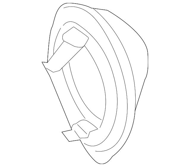 2012 2019 Bmw Coupling Shield 32 30 6 858 470