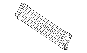 Oil Cooler Assembly - Mercedes-Benz (209-500-01-00)