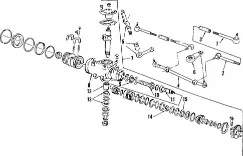 Steering Column for 1986 Oldsmobile Cutlass Supreme | GM Parts OnlineGM Parts Online