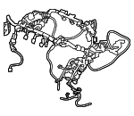 Wire Harness, Engine