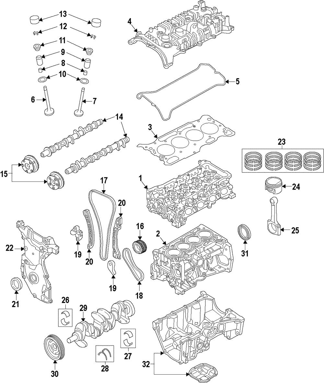 Genuine Nissan Thrust Bearing 12280-JK20A