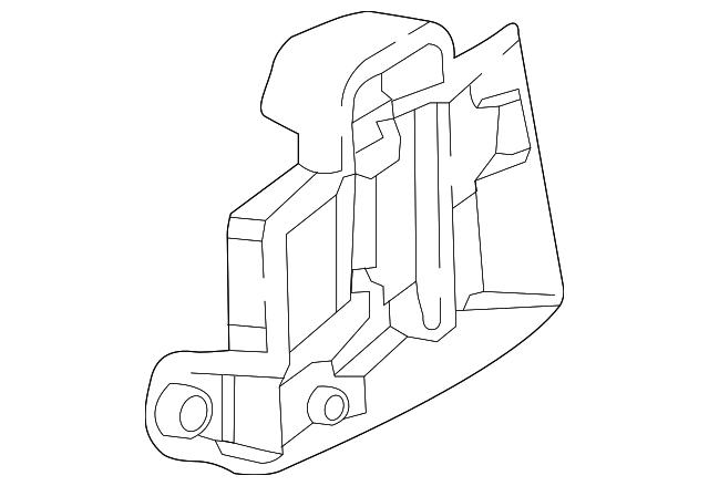 honda bracket assembly  l 36937