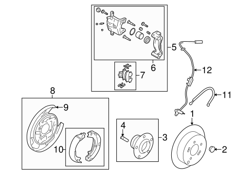 2012 Kia Optima Drive Belt Diagram