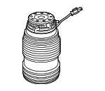 Air Spring - Mercedes-Benz (213-328-02-00)