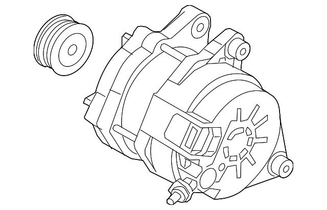 Mazda 3 Alternator Wiring
