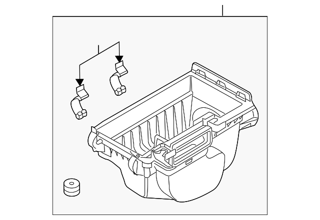 air cleaner body