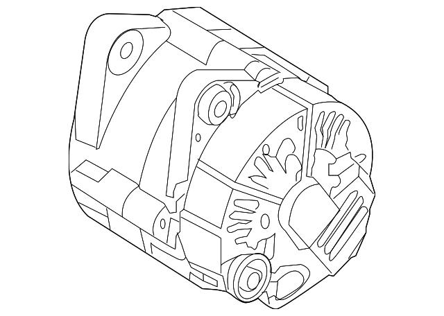 2015 2017 kia k900 alternator 37300 3f020 raceway kia parts Kia 900 Savini alternator kia 37300 3f020