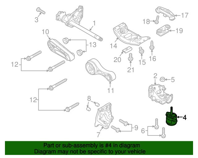 motor mount porsche 948 375 059 03 paramount auto rh store paramountauto com Basic Engine Diagram Simple Engine Diagram