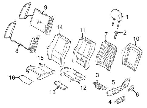 Audio Jack Parts