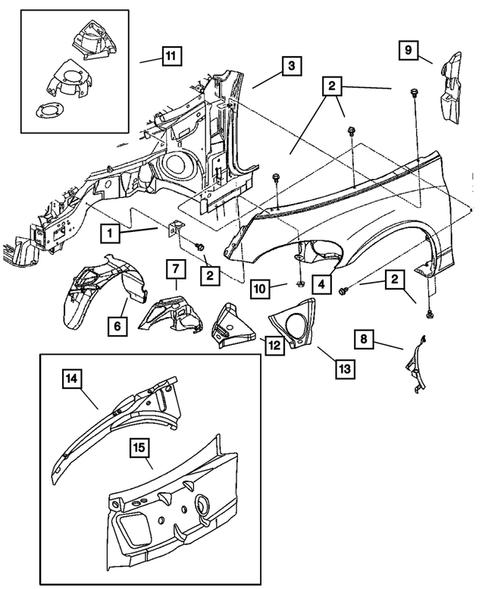 35 2002 Pt Cruiser Cooling System Diagram