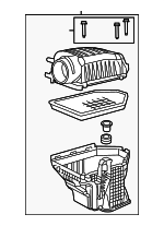 V10 Engine Diagram further 754366051 in addition Air Intake Scat together with Remove Air Filter Housing Jeep Liberty further Remove Air Intake Duct 1992 Dodge Ram Wagon B150. on mopar air cleaner