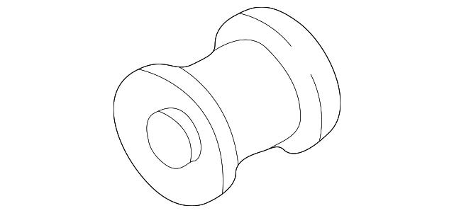 2000 2004 Kia Lower Control Arm Bushing 0k2c0 34460