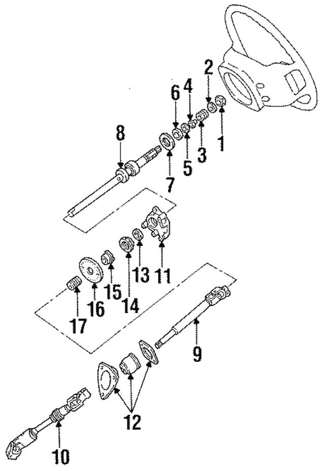 1992 2011 Ford Signal Cam F2tz 13318 A