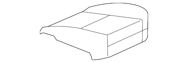 Genuine GM Cushion 331514