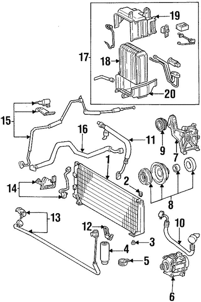 Toyota 99365-21290 Accessory Drive Belt