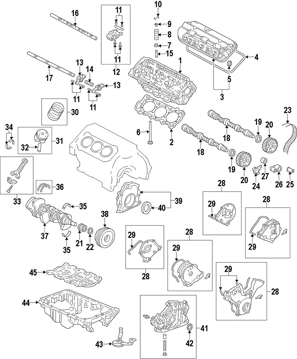 Genuine Honda Piston Rings 13011-R70-A12